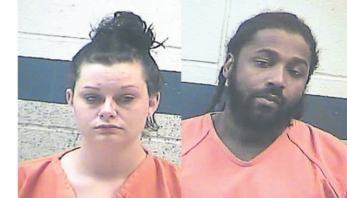 Two arrested for meth trafficking – The Herald – News