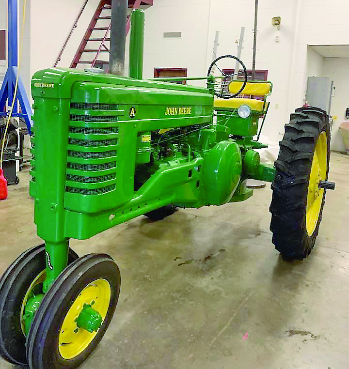 FP JD Tractor