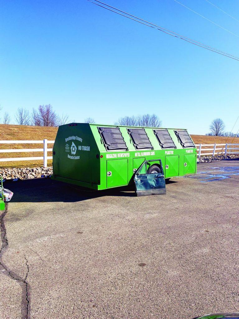 FP Recycle bin